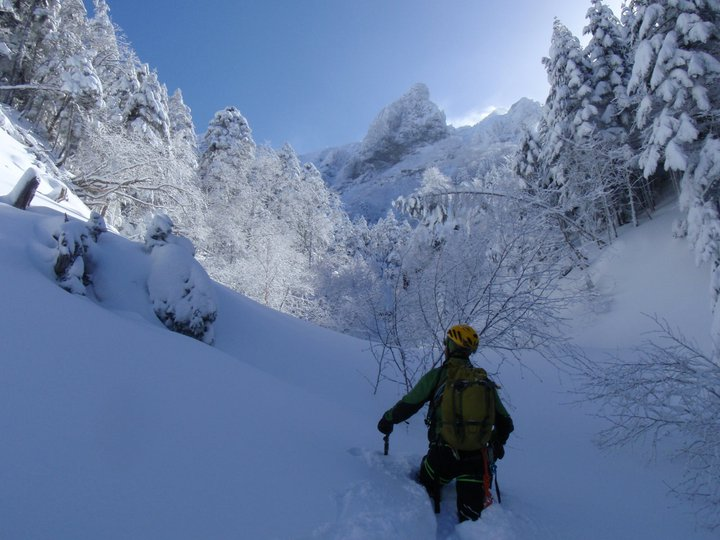 ice climbing japan yatsugatake