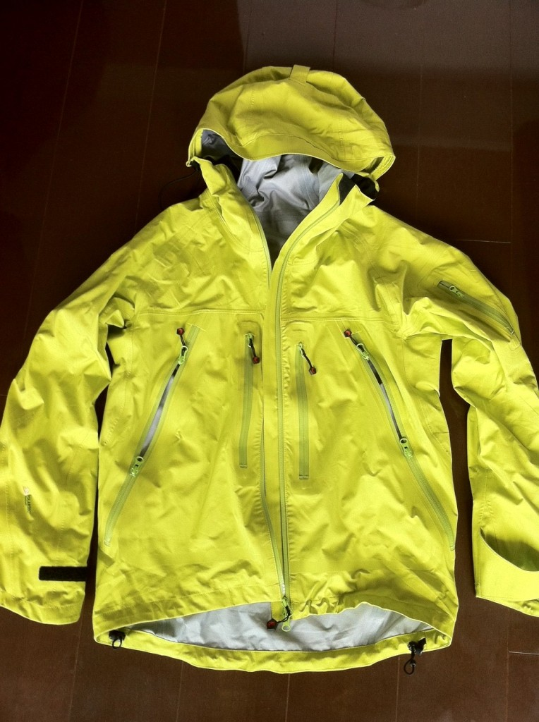 neoshell jacket polartec japan