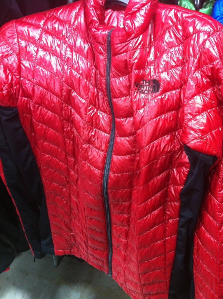 Teton Bros TNF ThermoBall japan