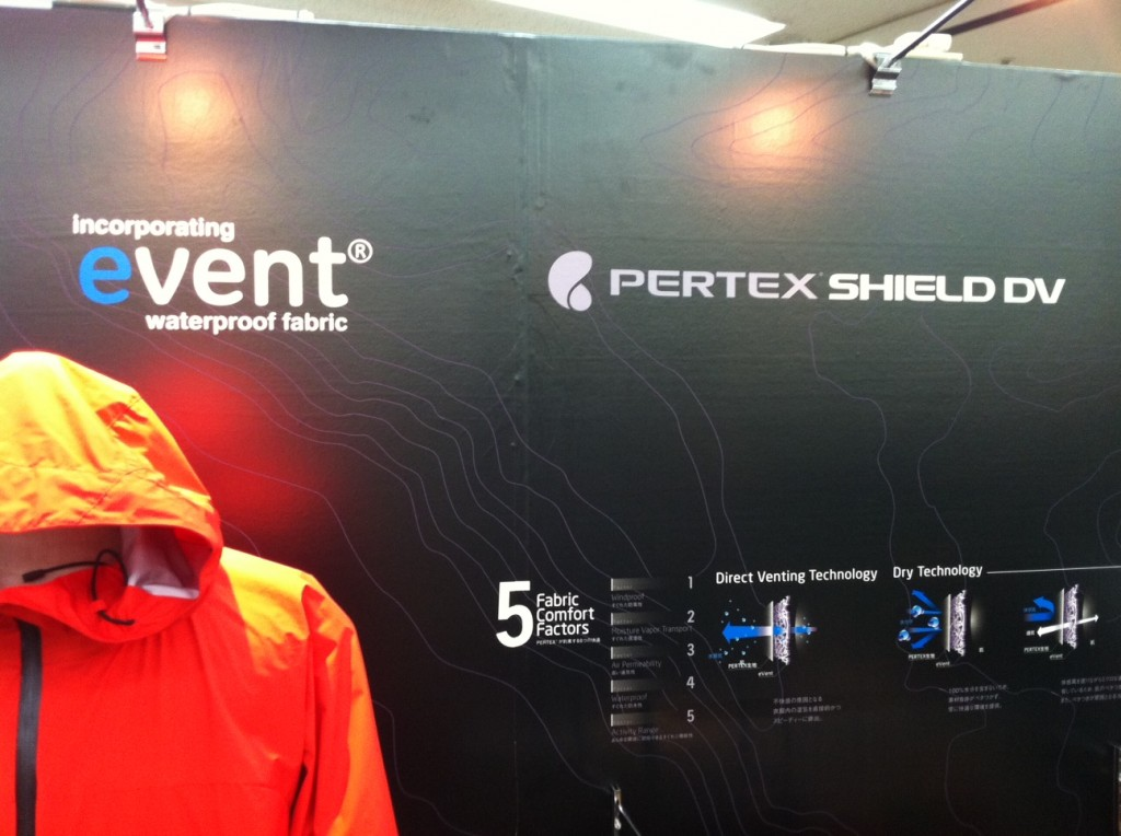 pertex shield dv eVent teton bros prototype