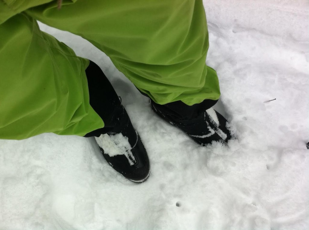 the north face verto s6k extreme boots review