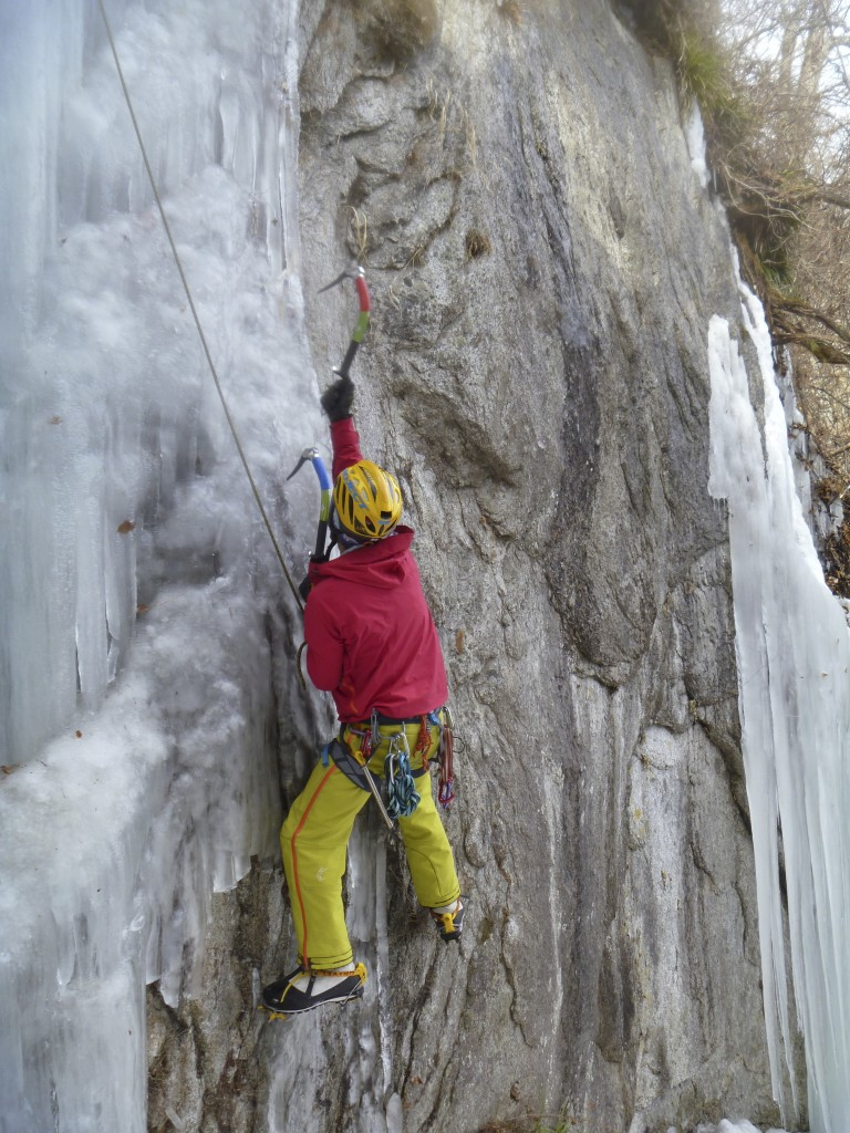 ice mixed climbing kaikomagatake